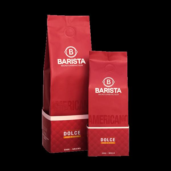 Café Barista - Americano - Dolce