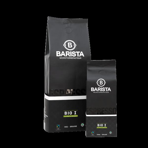 Café Barista - Espresso - Bio I