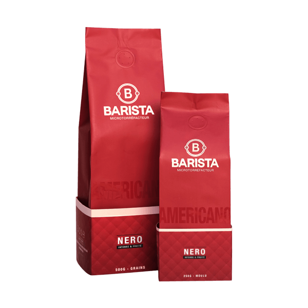 Café Barista - Americano - Nero