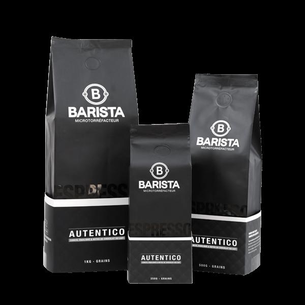 Café Barista - Espresso - Autentico