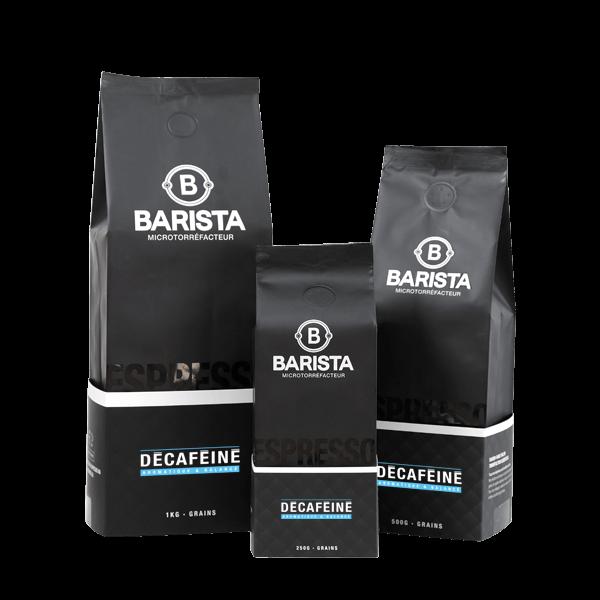 Café Barista - Espresso - Décaf