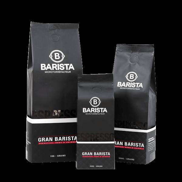 Café Barista - Espresso - Gran Barista